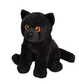 Wild Republic Pet Shop Black Cat plush