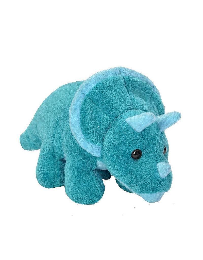 Wild Republic Lil Triceratops Plush