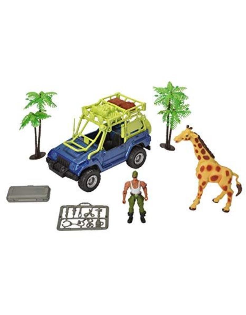 Wild Republic E-Team X Giraffe Research & Rescue