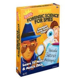 Alex Toys Forensic Science For Spies