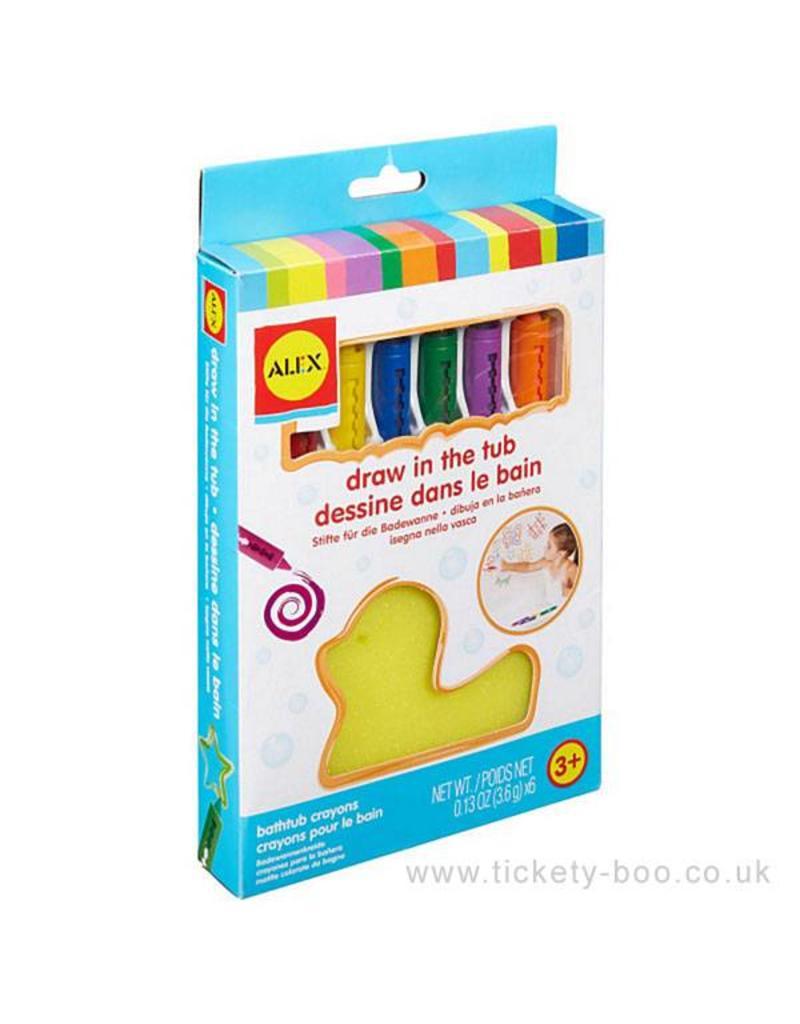 Alex Toys ALEX Toys Bath Draw in the Tub