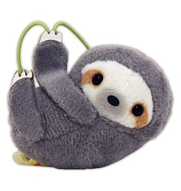BC USA Sloth Beanbag Plush-10