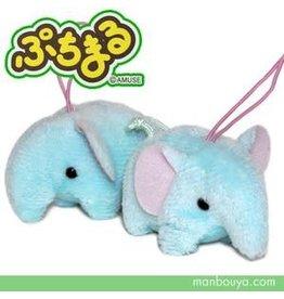 BC USA Elephant Beanbag Plush