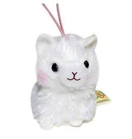 BC USA Llama Beanbag Plush-10