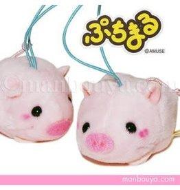 BC USA Pig Beanbag Plush