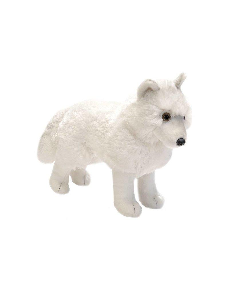 Wild Republic Arctic Wolf Standing