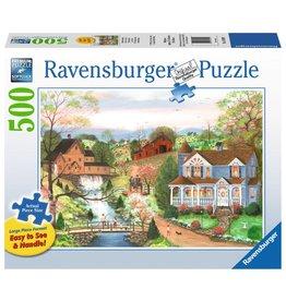 Ravensburger The Fishing Lesson Puzzle