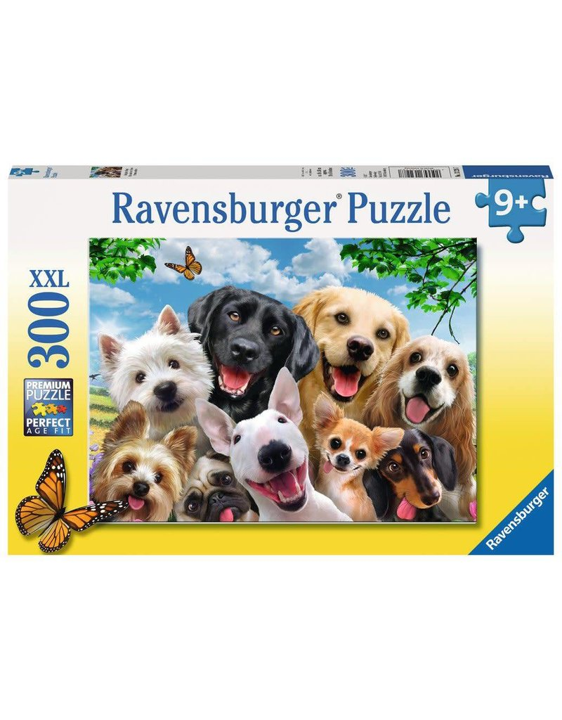 Ravensburger Delighted Dogs