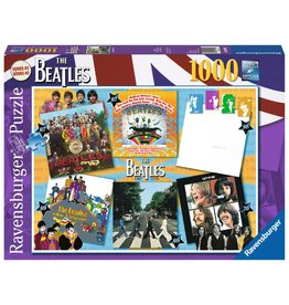 Ravensburger Beatles Album Puzzle