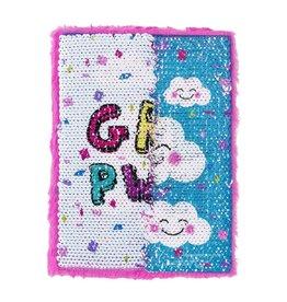3 Cheers for Girls Girl Power Magic Sequin Journal