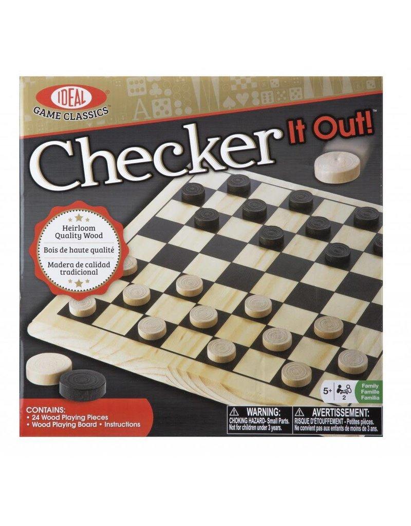 Alex Brands Checker It Out!