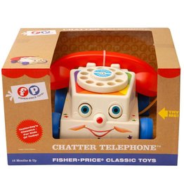 Fisher-Price Fisher Price Chatter Phone