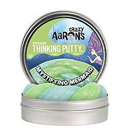 "Crazy Aaron Putty Crazy Aarons Thinking Putty - Mystifying Mermaid 4"" Tin"