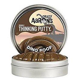 "Crazy Aaron Putty Crazy Aaron's Thinking Putty - Dino Poop 4"" Tin"