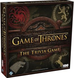Asmodee HBO Game of Thrones: Trivia Game