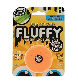 We Cool Toys Fluffy Slime Blister Card (Assorted Colors)