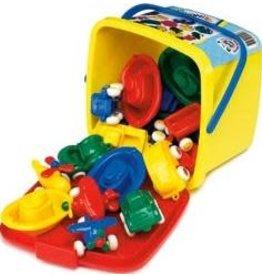 Viking Toys Minis Viking Toys in Bucket Set