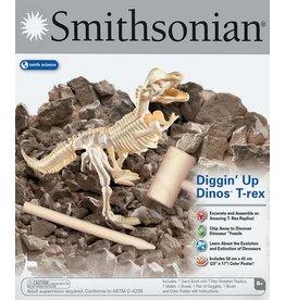 Smithsonian Smithsonian Diggin' Up Dinos T-Rex