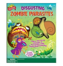 Alex Brands Disgusting Zombie Parasites