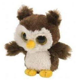 Wild Republic Lil Sweet & Sassy Root Beer Owl