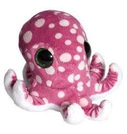 Wild Republic Lil Sweet & Sassy Bubblegum Octopus