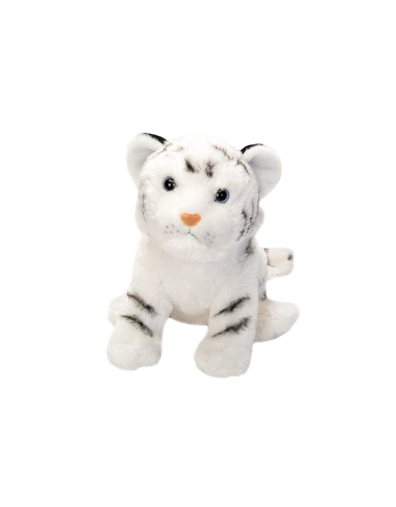 Wild Republic Plush White Tiger Cub