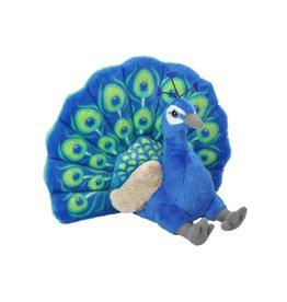 "Wild Republic Plush Peacock Plush (12"")"
