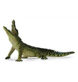 Reeves International Reeves Leaping Nile Crocodile