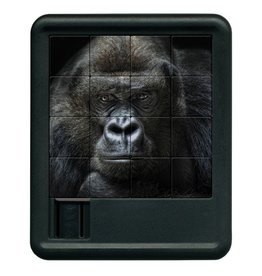 Family Games America Animal Kingdom Sliding Puzzle - Gorilla