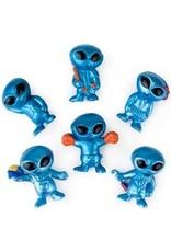 "Rhode Island Novelty 1"" Blue Alien Bendable - each"