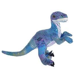 Wild Republic Small Glitter Velociraptor