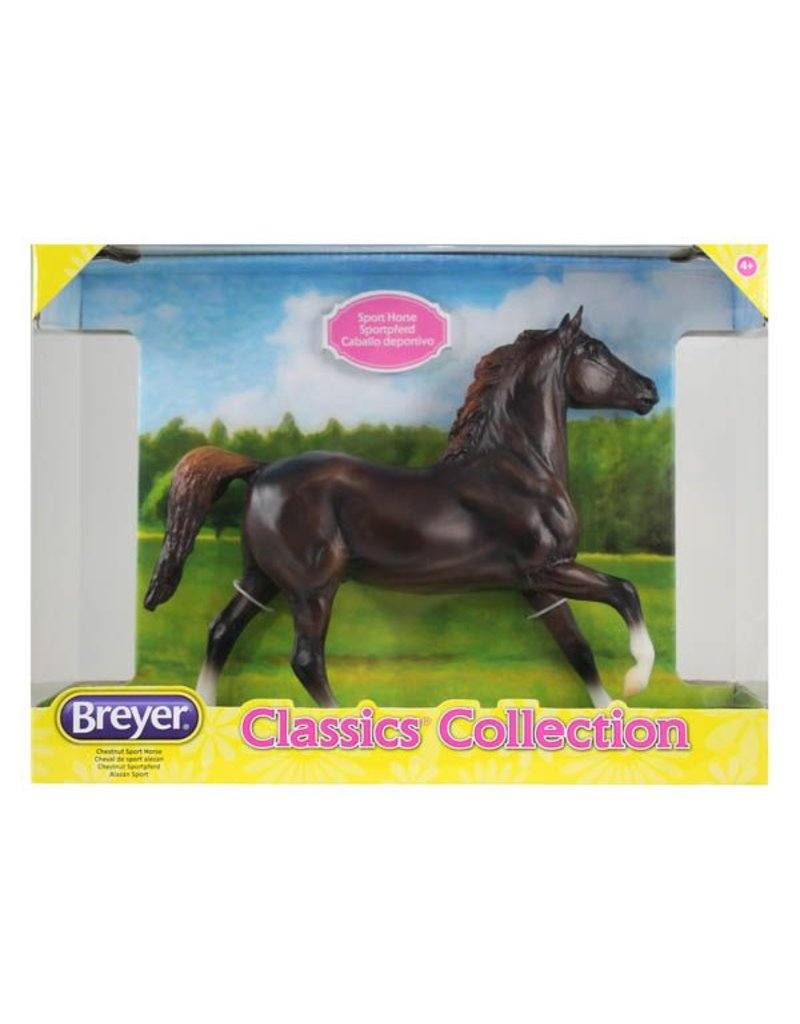 Breyer Chestnut Sport Horse