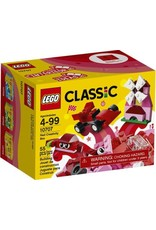 LEGO Classic LEGO Red Creativity Box
