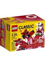 LEGO LEGO Red Creativity Box