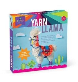 Ann Williams Group Craft Tastic  Yarn LLama