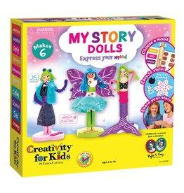 Creativity for kids My Story Dolls