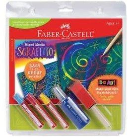 Faber-Castel Mixed Media Sgraffito