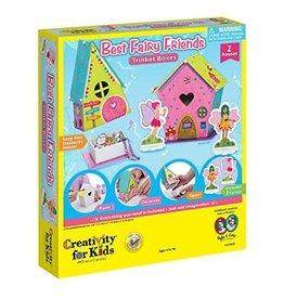 Creativity for kids Best Fairy Friends Trinket Boxes