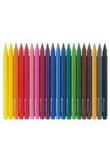 Faber-Castel 20ct Grip Color Markers