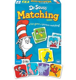 Wonder Forge Dr. Seuss Matching Game