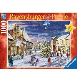 Ravensburger Ravensburger Christmas Village 1000 Pc. Puzzle