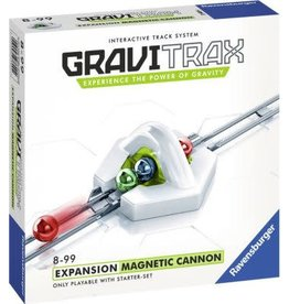 Wonder Forge GraviTrax: Expansion Magnetic Cannon Set