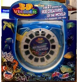Warm and Fuzzy Toys 3D Viewer - Sea Creatures of the World