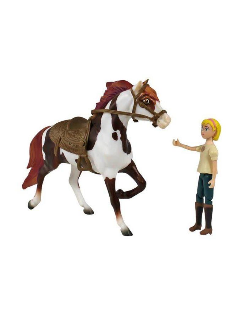 Breyer Boomerang and Abigail Small Set