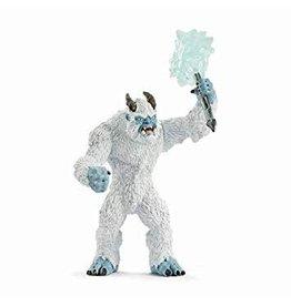 Schleich Eldrado - Ice monster with weapon