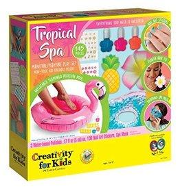 Creativity for kids Creativity for Kids - Tropical Spa