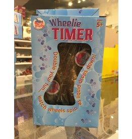 Warm and Fuzzy Toys Wheelie Timer - Shark