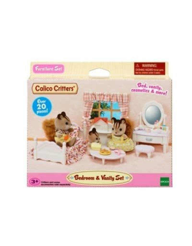 Calico Critters Calico Critters Bedroom & Vanity Set