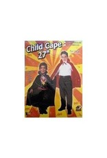 Forum Novelties Black Cape - Child's 27""