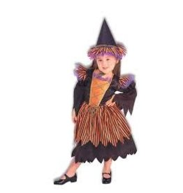 Forum Novelties Story Book Witch Costume- Toddler